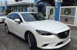 White 2018 Mazda 6 for sale in Makati