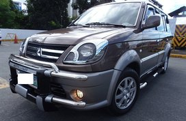 2014 Mitsubishi Adventure Super Sport Diesel AT