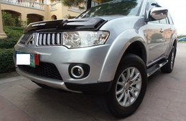 Well kept Mitsubishi Montero Sport 2010 GLS Diesel AT