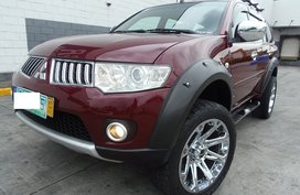Loaded Rush Sale 2010 Mitsubishi Montero Sport GLS AT Diesel