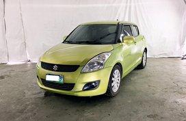 2013 Suzuki Swift Manual Gas