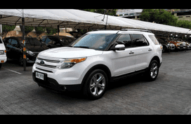 Ford Explorer 2015 at 25337 km for sale