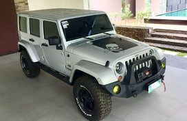 Jeep Wrangler 2012 for sale in Balagtas