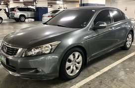 Selling Honda Accord 2008 in Bacolod