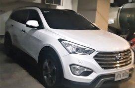 2014 Hyundai Grand Santa Fe 4wD Premium Automatic