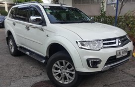 2015 Mitsubishi Montero for sale in Mandaluyong