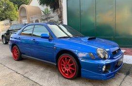 2002 Subaru Impreza Wrx for sale in Manila