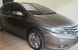 Honda City 2013 1.5E AT