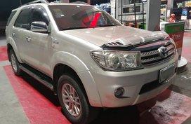 2010 Toyota Fortuner G VVTi 2.7