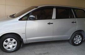 Toyota Innova J Gas 2006 Model