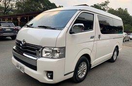 2014 Toyota Hiace for sale in Manila