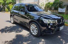 2016 Bmw X3 for sale in Manila