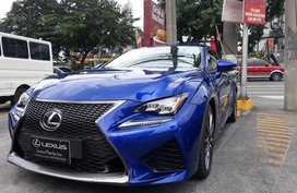 2016 Lexus Rc for sale in Manila