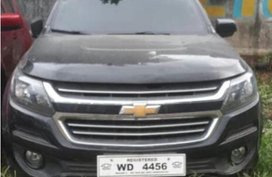 Chevrolet Colorado 2017 for sale in Quezon City