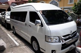 2015 Toyota Hiace for sale in Makati