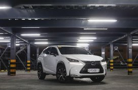2016 Lexus Nx for sale in Quezon City