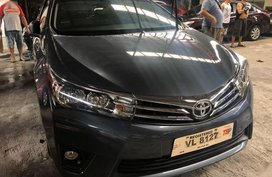 2017 Toyota Corolla Altis for sale in Quezon City
