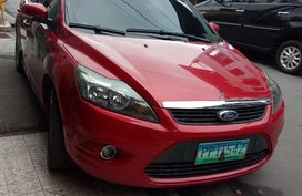 Ford Focus 2010 for sale in Quezon City