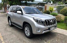 2016 Toyota Land Cruiser Prado for sale in Mandaue