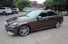 2013 Mercedes-Benz E-Class for sale in Pasig