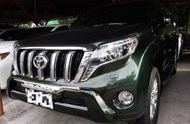 2016 Toyota Prado for sale in Manila