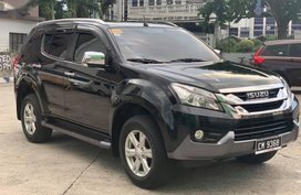 2015 Isuzu Mu-X for sale in Manila