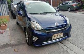 2016 Toyota Wigo for sale in Quezon City