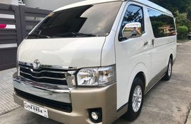 2016 Toyota Hiace for sale in Parañaque
