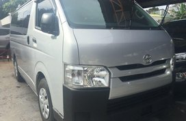 Selling Toyota Hiace 2019 Van in Quezon City