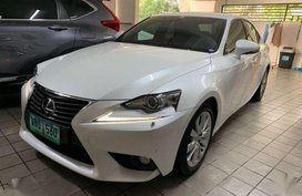 Lexus Is 350 2014 for sale in Manila