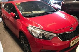 Kia Forte 2017 for sale in Quezon City
