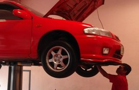 1998 Mazda 323 for sale in Cebu City