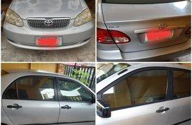 2007 Toyota Corolla Altis for sale