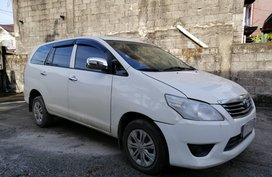 2012 Toyota Innova Diesel Manual for sale in San Leornado