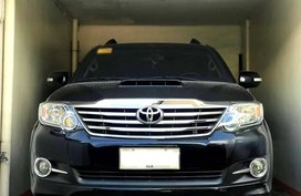 Used 2015 Toyota Fortuner Bulletproof levelb6
