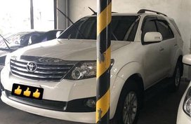 2012 Toyota Fortuner for sale in San Fernando