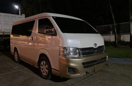 2013 Toyota Hiace for sale in Mandaue