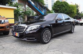 2017 Mercedes-Benz S-Class for sale in Pasig