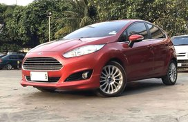 Ford Fiesta 2017 Hatchback for sale in Manila