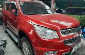 2016 Chevrolet Trailblazer for sale in Quezon City
