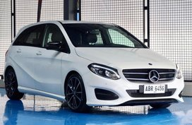 2016 Mercedes-Benz B-Class for sale in Quezon City