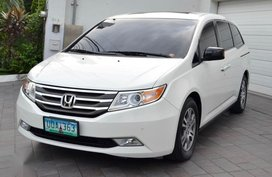 2013 Honda Odyssey for sale in Quezon City