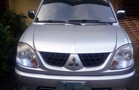 For sale 2006 Mitsubishi Adventure in Quezon City