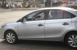 Silver 2017 Toyota Vios J Manual Gasoline
