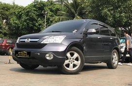 2008 Honda CRV 2.0 4x2 Automatic Gas (Sparkle Gray)