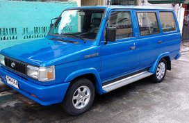 Tamaraw Fx GL, Smooth Running Condition, Strong Dual Aircon .