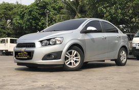 2014 Chevrolet Sonic LT AT