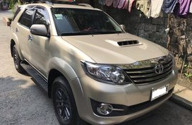 2015 Toyota Fortuner for sale in Caloocan