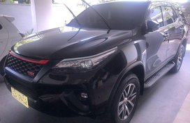 Brown Toyota Fortuner 2018 for sale in Quezon City