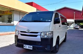 2017 Toyota Hiace for sale in Lemery